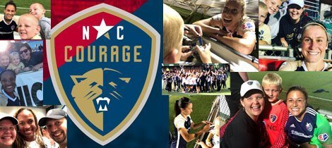 Our Journey with the NC Courage
