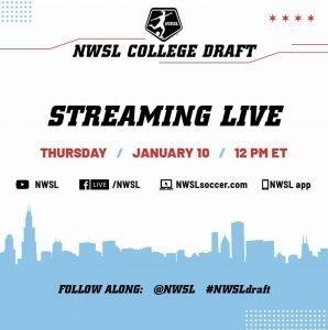 NWSL College Draft 2019