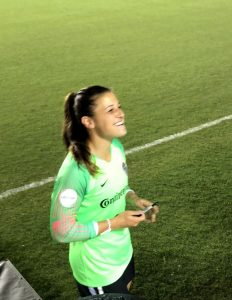 Sabrina D'Angelo NC Courage 2018