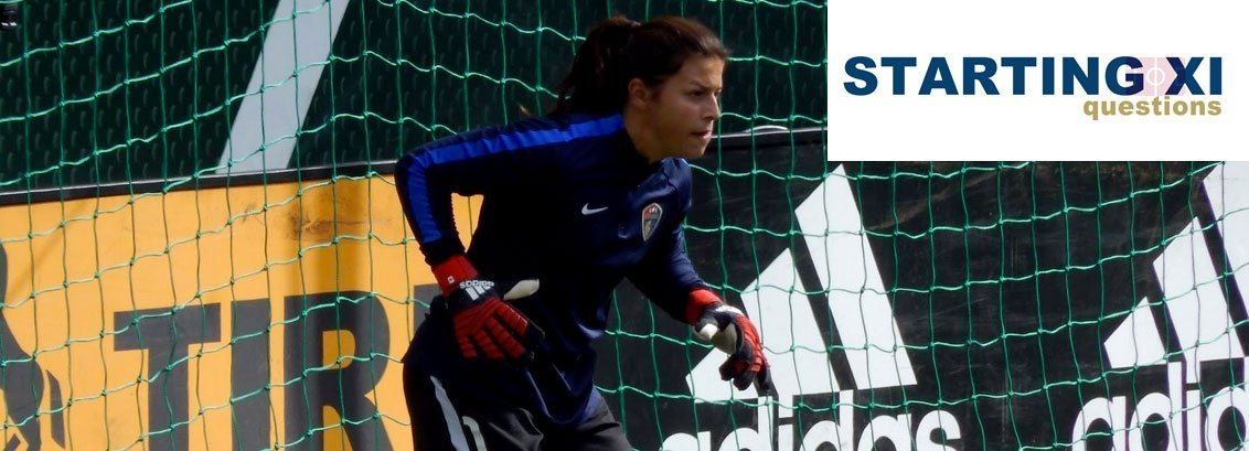 Starting XI Questions: Sabrina D'Angelo Featured