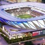 Raleigh Soccer Stadium Concept