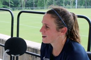 Heather O'Reilly Interview 04