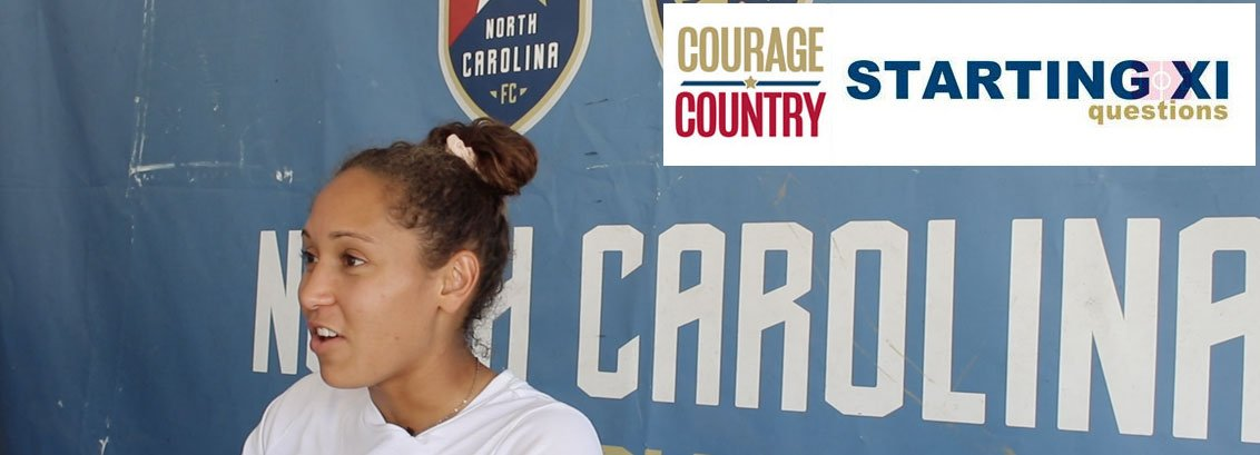 Starting XI Questions: Jaelene Hinkle Featured