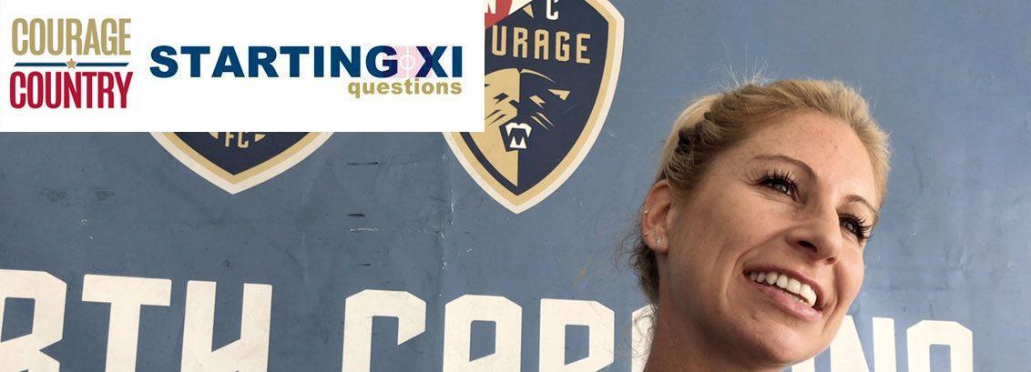 Starting XI Questions: McCall Zerboni