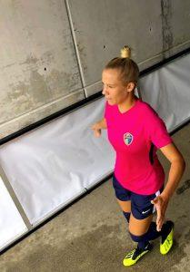 Merritt Mathias Pre-Game