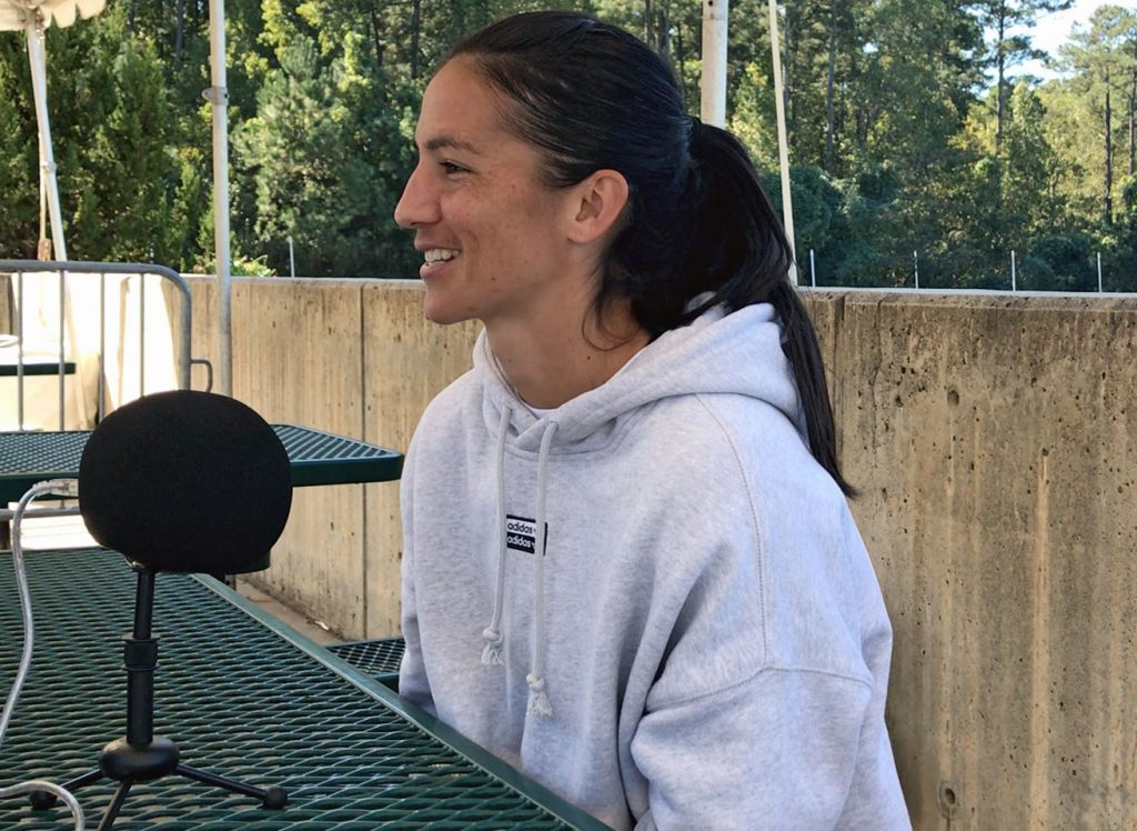 Abby Erceg Interview
