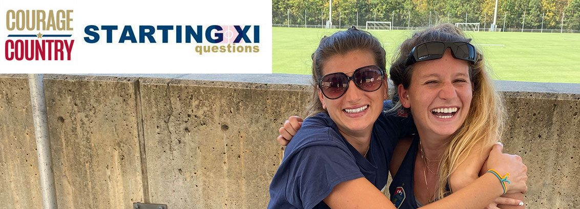 Starting XI Questions Featured: Cari Roccaro and Ryan Williams
