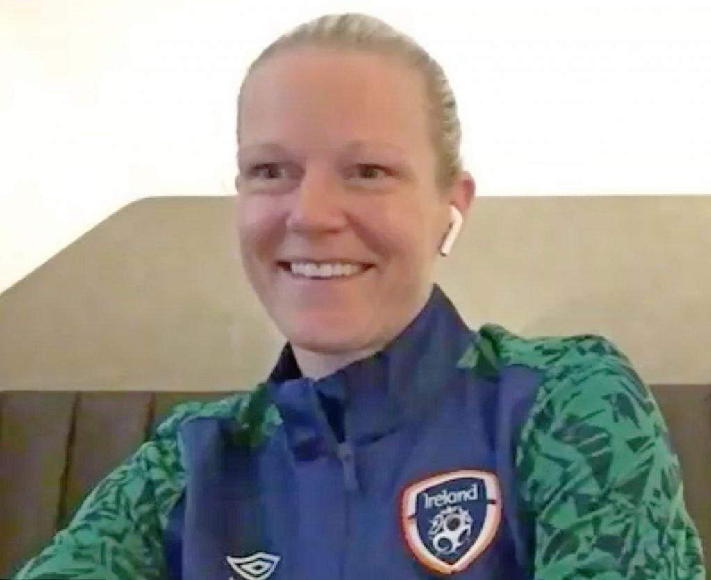 Diane Caldwell 2021 Interview