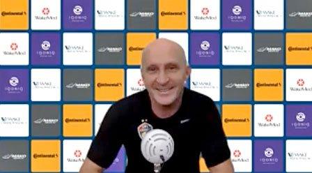 Paul Riley press conference