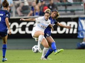 Abby Erceg versus Chicago Red Stars