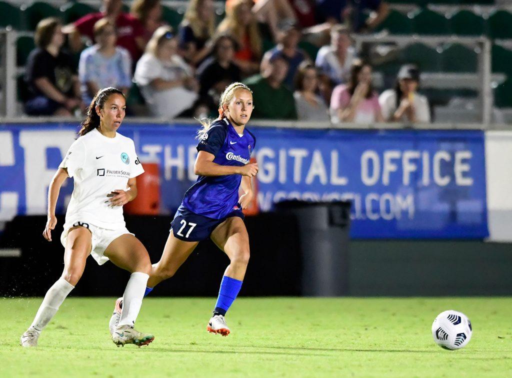 Brittany Ratcliffe versus KC