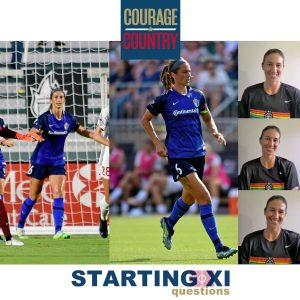 Abby Erceg Starting XI 2021